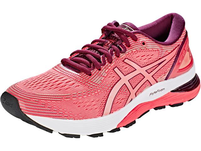 premium selection 7fa08 98c7c asics Gel-Nimbus 21 Shoes Damen pink cameo/bakedpink